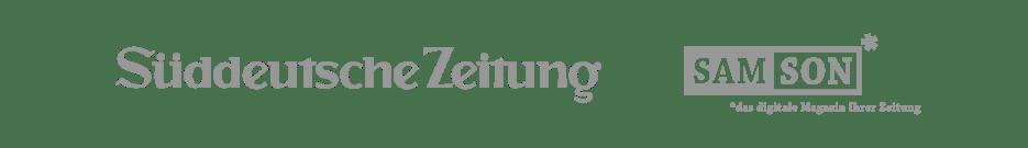 Süddeutsche Zeitung & Samson