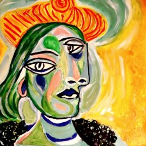 Paint Like Picasso – Hermine