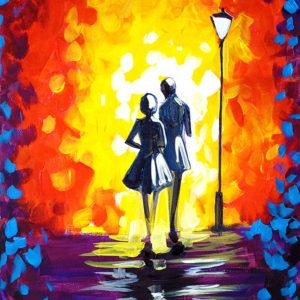 Romantikus este