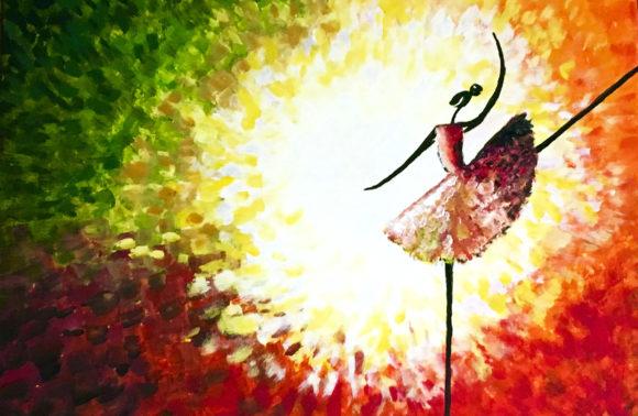 Afrikai táncos