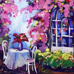 Nőnapi extra: Virágos villa – a 2. jegy féláron! (kuponkód: womensday)