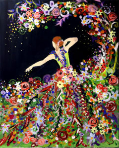 Virágok tánca