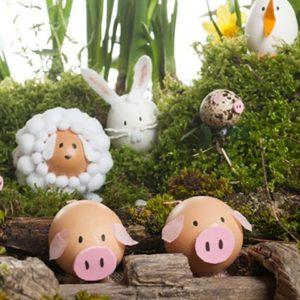 Nem mindennapi tojásfestés gyerekeknek – HÚSVÉTI KÜLÖNKIADÁS