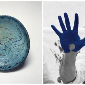 A kék festék története
