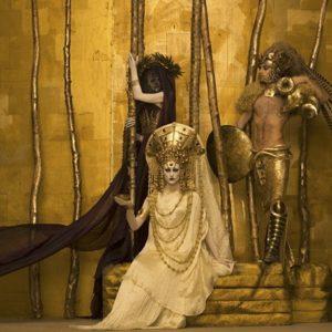 Valódi modellekkel keltették életre Klimt festményeit