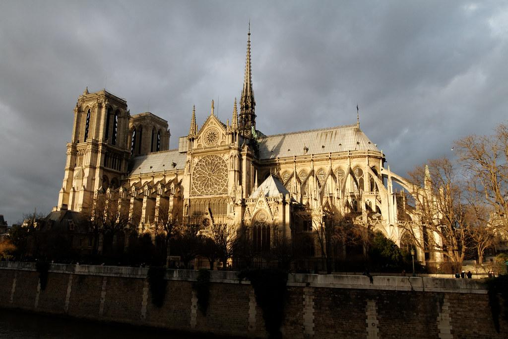 A Notre-Dame székesegyház tragédiái