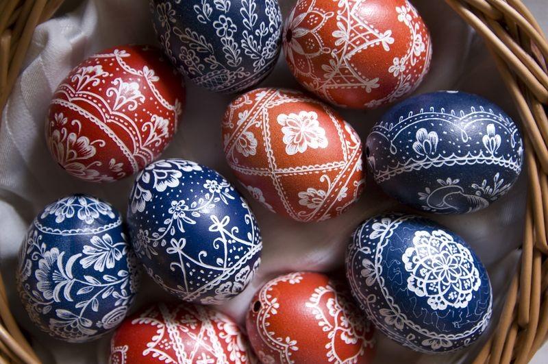 Húsvéti tojás.