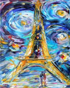 Párizsi romantika