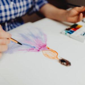 Kreatív hét 4. nap – Divatrajz és ruhatervezés