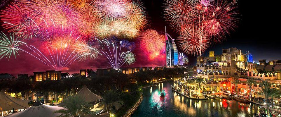 A világ 5 leglátványosabb tűzijátéka