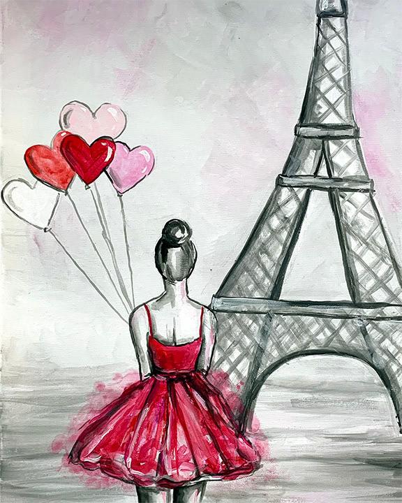 Romantika Párizsban
