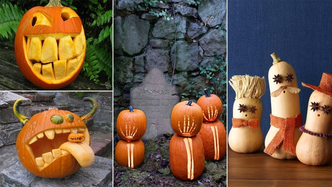A 100 legtökösebb halloween tök