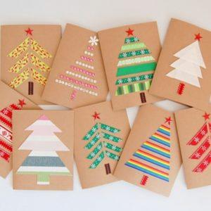 Adventi készülődés: Karácsonyi képeslap készítő workshop